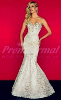ivory lace prom dresses 2018