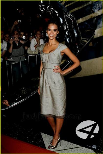 Jessica Alba Dresses 2017 2018 B2b Fashion