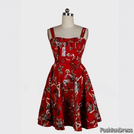 latest western dress patterns for girls 2017-2018