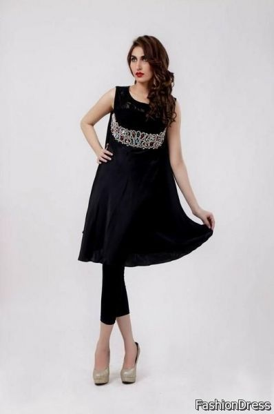 latest western dresses for girls 2017-2018