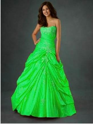 light green wedding dress 2018 | B2B Fashion