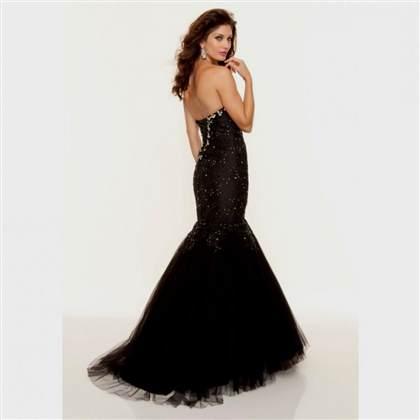 long black dress for prom 2017-2018