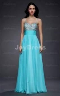 long light blue maxi dress 2017-2018