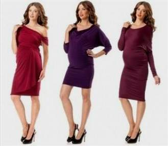 maternity dresses for winter baby shower 2017-2018