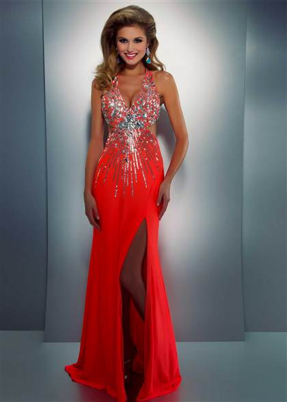 2018 Prom Dresses Neon Colors