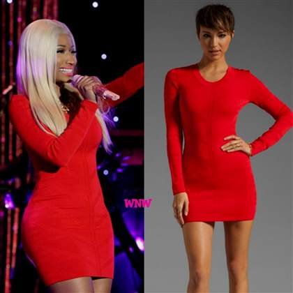 Nicki Minaj Dresses 2013 2017 2018 B2b Fashion