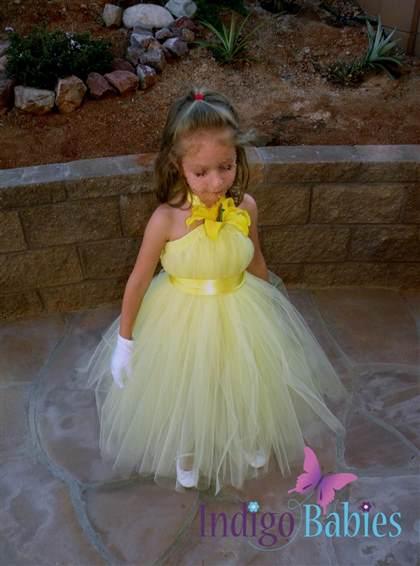 Light yellow flower girl dress dress online collection light yellow flower girl dress mightylinksfo