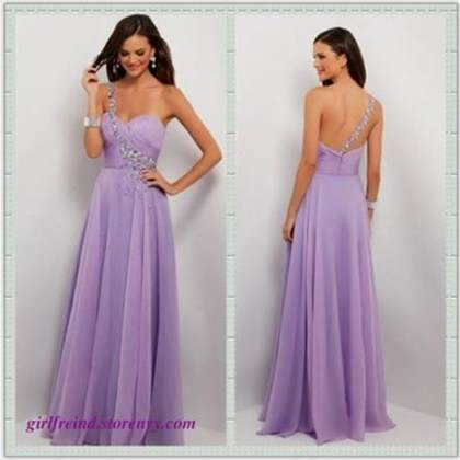 Pastel Purple Prom Dresses 2017 2018 B2b Fashion