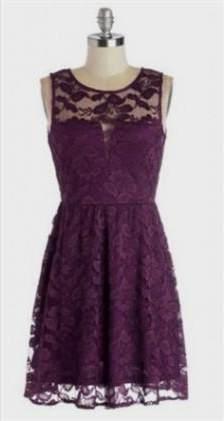 plum lace bridesmaid dress 2017-2018