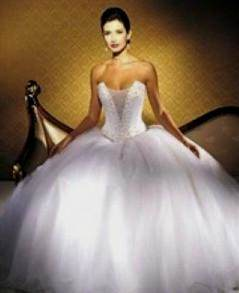 Poofy Ball Gown Wedding Dresses 2017 2018 B2b Fashion