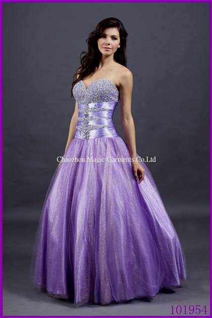 purple wedding dress plus size 2018