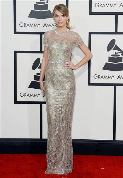 Red Carpet Dresses Grammys 2017 2018 B2b Fashion