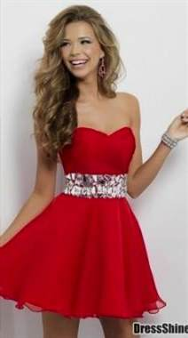 red sweet 16 dresses tumblr 2017-2018