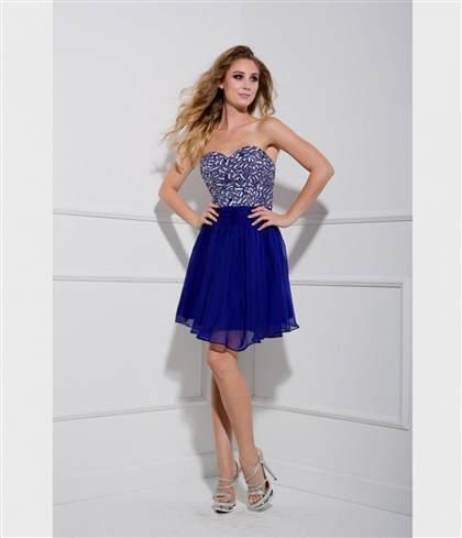royal blue homecoming dresses 2018