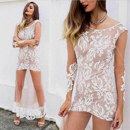 7de5d45abd sheer summer dress 2017-2018