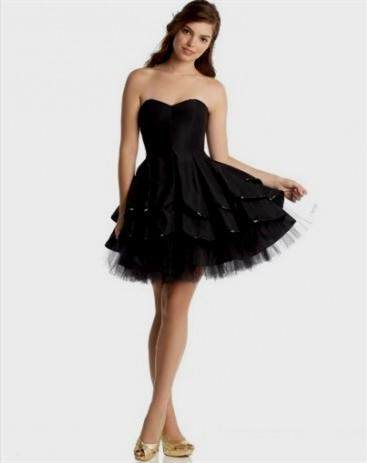 Black Party Dresses 2018