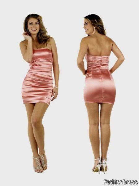 short tight cocktail dresses 2017-2018