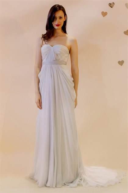 Silk chiffon beach wedding dress 2018 b2b fashion for Silk chiffon wedding dress