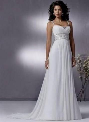 Simple white wedding dresses 2018 b2b fashion simple white wedding dresses 2018 junglespirit Images