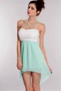 Strapless Dresses for Teens