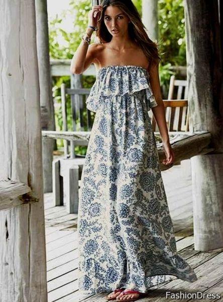 summer dress 2017-2018