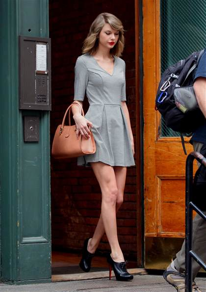 taylor swift casual dresses 2018