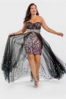 turquoise party dress plus size 2017-2018