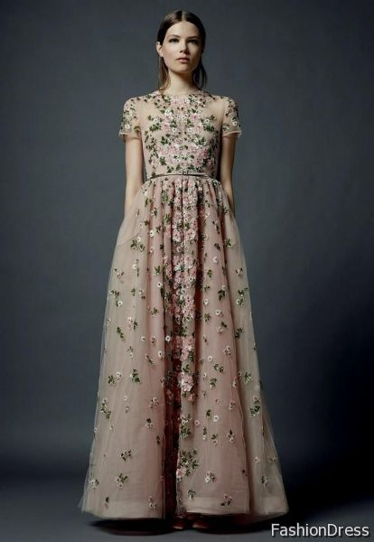 valentino dresses 2017-2018 | B2B Fashion