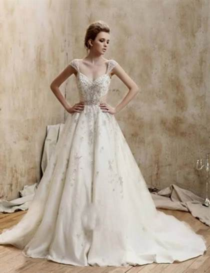 vintage lace wedding dresses 2018