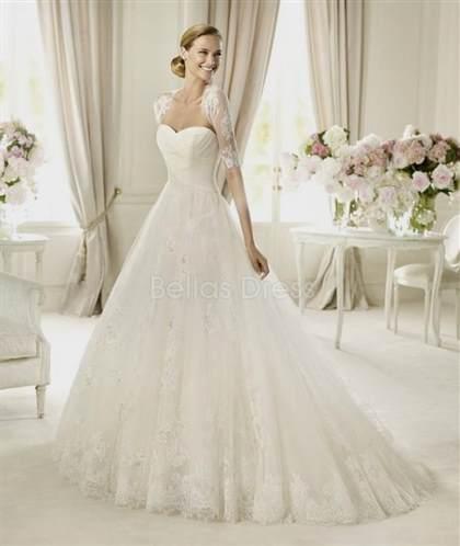 vintage princess wedding dresses 2017-2018