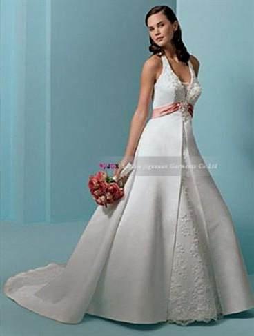 White and orange wedding dresses 2017 2018 b2b fashion for White and orange wedding dress