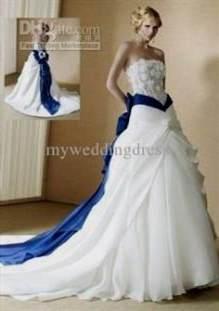 638daf6268b white wedding dress with purple trim 2017-2018