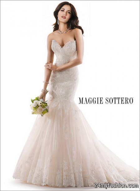 Bridal gowns maggie sottero 2018-2019