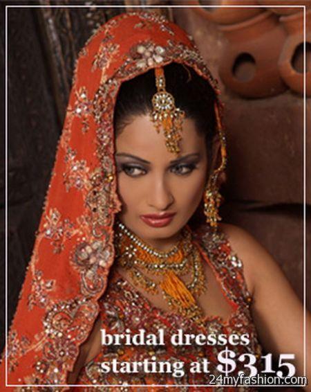 Bridals dresses 2018-2019