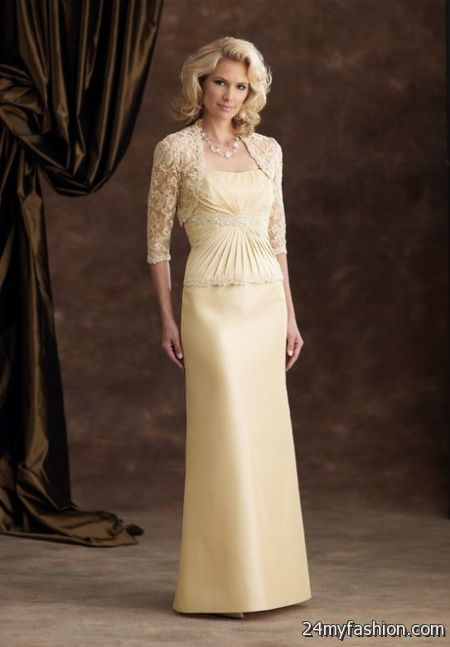 brides mother dress