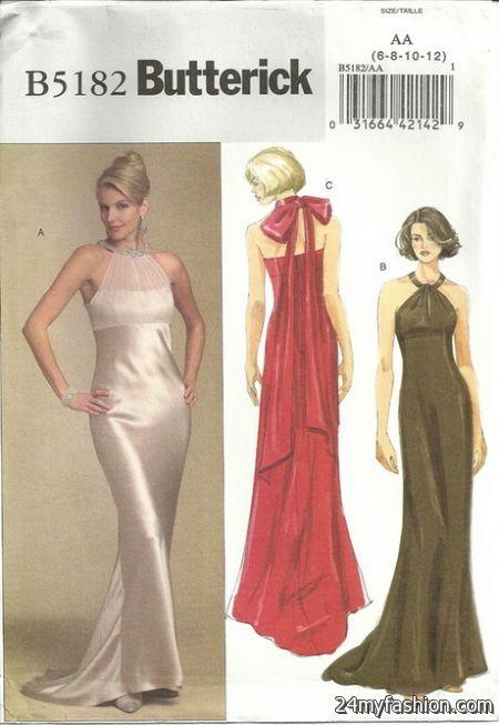 Latest Prom Dress Patterns 2019