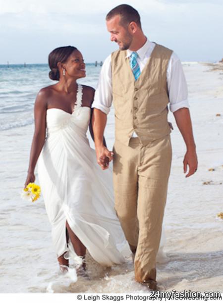 Casual beach wedding attire 2018-2019 | B2B Fashion