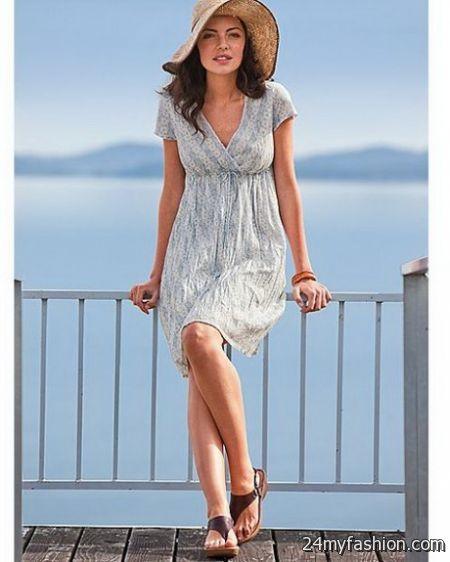6d0189d6451 Casual summer dresses for women 2018-2019
