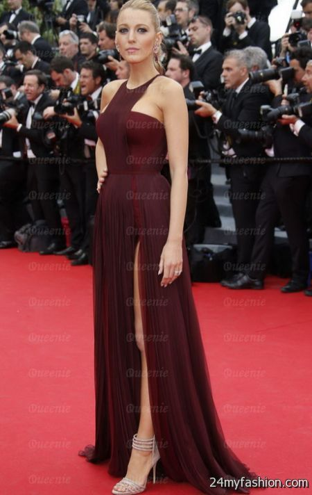 Celebrity formal dresses 2018-2019