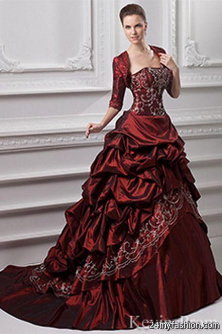 Christmas Ball Gowns 2018 2019 B2b Fashion