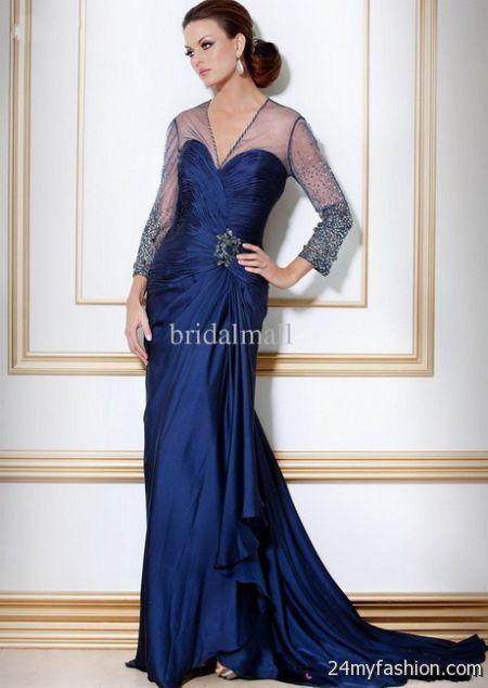 Classic evening dresses 2018-2019