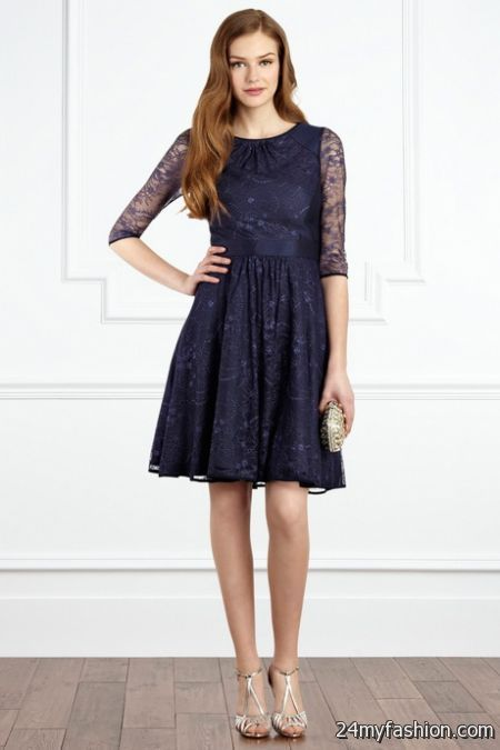 Coast lace dress 2018-2019