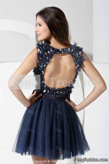 Cocktail homecoming dresses 2018-2019