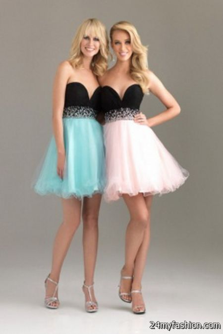 Cute party dresses for juniors 2018-2019