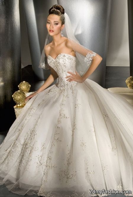 Demetrios wedding gowns 2018-2019   B2B Fashion