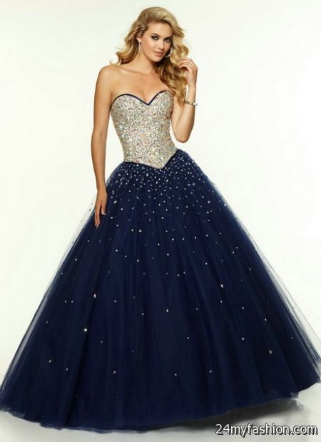 Evening gowns for prom 2018-2019