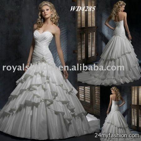 Exquisite bridal gowns 2018-2019 | B2B Fashion