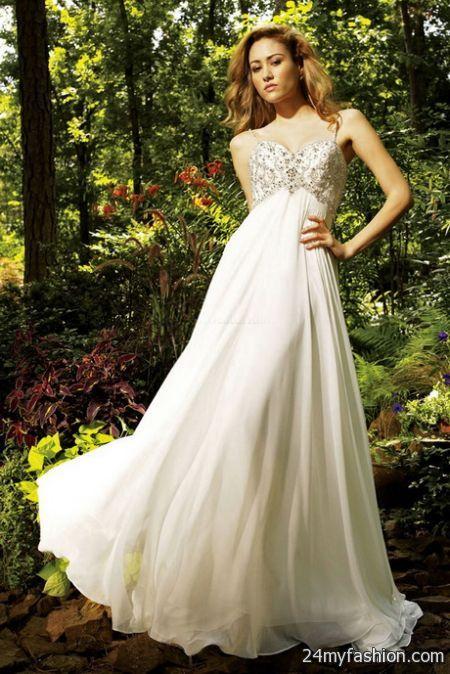 Fairy bridesmaid dresses 2018-2019