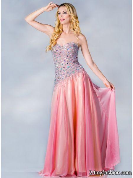Fairytale prom dresses 2018-2019