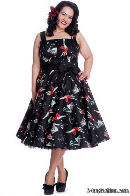 Fashion bug plus size dresses 2018-2019